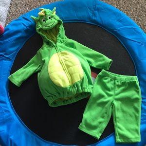 Toddler Costume -Halloween - Dragon